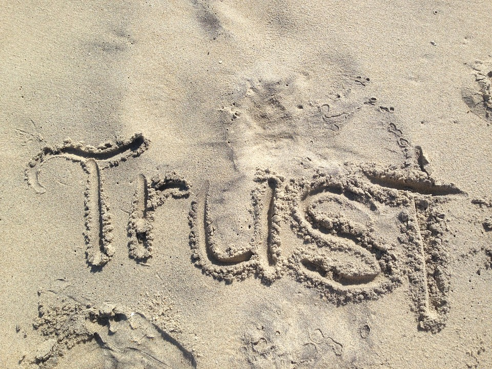 seo business build trust